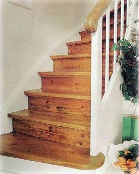 Ремонт лестницы