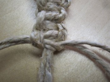 Плетеный ремень своими руками