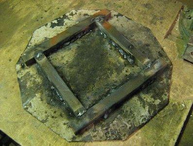 Электропечь для плавки металлов
