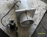 Модернизированная газовая пушка Евдокимова