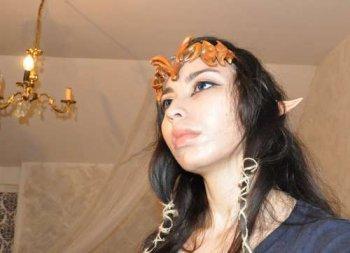 Как сделать корону принцессы Зельды?