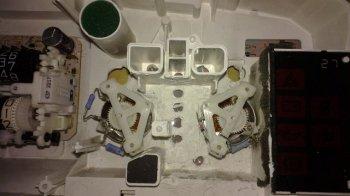 Пересвет приборки диодами