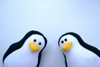 Игрушка «Пингвин» своими руками
