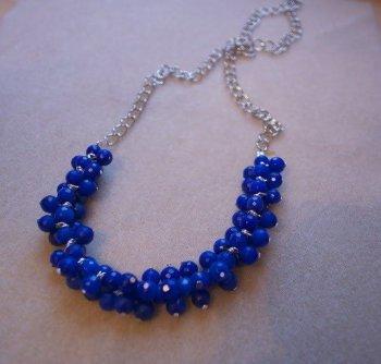 Как сделать ожерелье из бусин?
