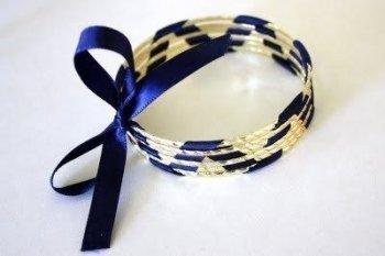 Красивый браслет для романтического образа