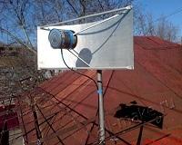 Параболическая антенна для 3G модема