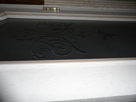 Фото установленной двери своими руками