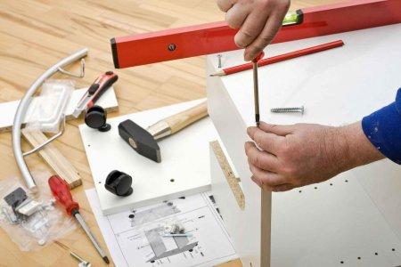 Как собрать мебель