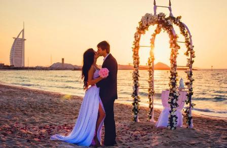 Свадьба в Дубае: как ее провести?