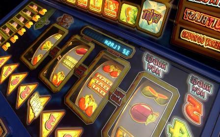 Игровые автоматы от Вулкана
