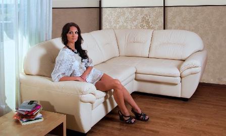 Как правильно выбрать и купить кожаный диван