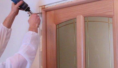 Как правильно поставить межкомнатные двери