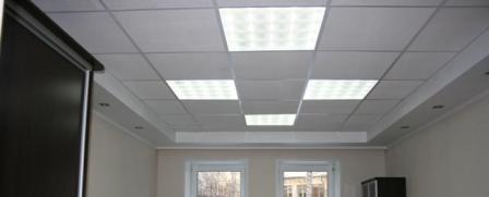 Какие лампы освещения выбрать для офиса?