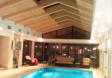 Как сделать вентиляцию бассейна