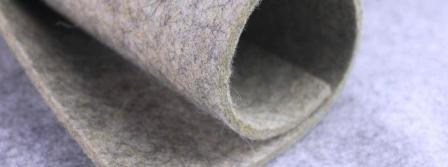 Войлок листовой: виды, назначение, характеристики