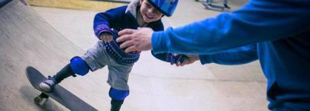Как выбрать скейт-парк для ребенка