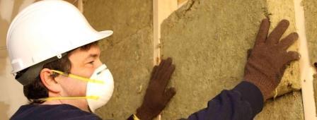 Выбираем минеральную вату для теплоизоляции стен