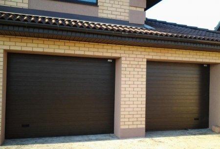Как установить гаражные ворота самостоятельно?