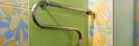 Как сделать своими руками полотенцесушитель в ванной