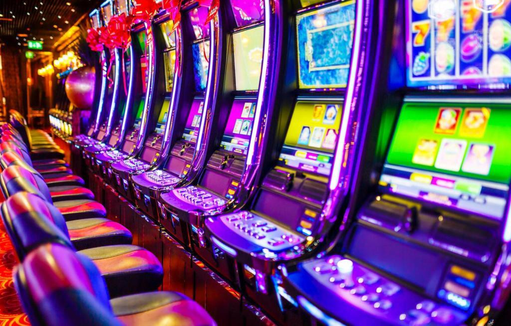 Бесплатные игровые аппараты казино 888