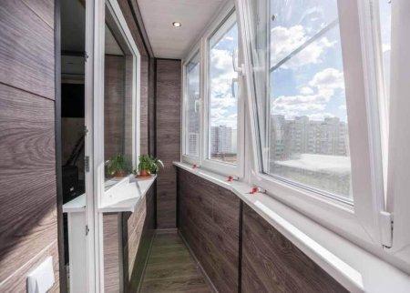 Остекление балконов и лоджий на выгодных условиях
