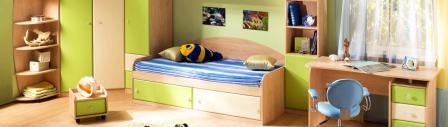 Как выбрать мебель в детскую комнату