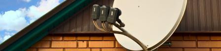 Установка оборудования для цифрового вещания в частном доме