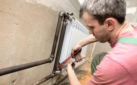 Как починить трубу отопления своими руками