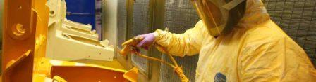 Технологии нанесения лакокрасочных покрытий