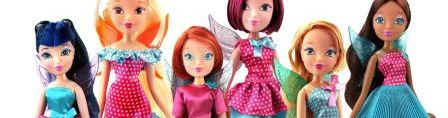 Какие куклы популярны у девочек?