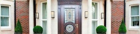 Как правильно выбирать входную дверь для загородного дома?