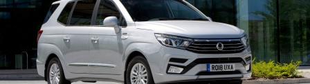 Обзор автомобиля SsangYong Stavic