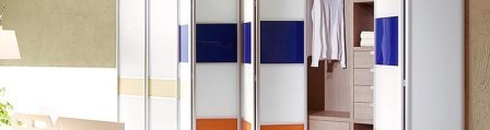 Какой цвет шкаф-купе подобрать. Несколько основных элементов выбора