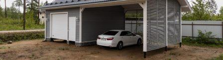 Винтовые сваи для гаража — оптимальное решение